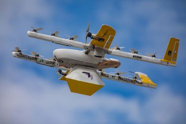 How Alphabet's Wing does drone delivery