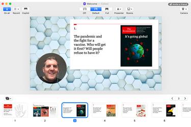 How mmhmm can smarten up your online presentations
